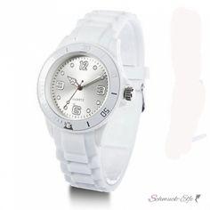Armbanduhr Unisex SPORT  weiß