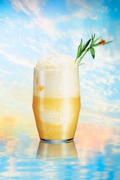 10 Ice Cream Float Recipes Ready for Summer - Bon Appétit        grapefruit float