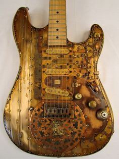 Angel 199 guitar - Tony Cochran Custom Electric Guitars
