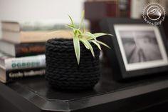 #crochet #pot