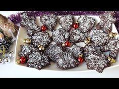 GALLETAS DE CHOCOLATE Y COCO (NEVADAS) - YouTube