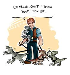 Dinosaur trainer