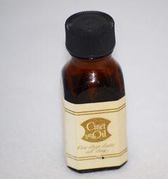 Caswell-Massey Civet Oil - Shop Vintage