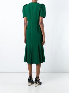 Dolce & Gabbana Vestido com aplicação