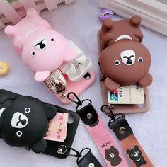 Fluffy Phone Cases, Cheap Phone Cases, Samsung S6 Edge, New Samsung Galaxy, Galaxy Note, Ali Express, Zipper, Cartoon, Wallet