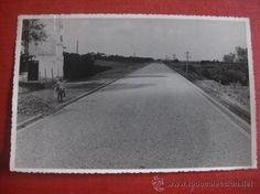 FOTOGRAFIA TETUAN- MARRUECOS. NUEVO ACCESO POR CARRETERA A TETUAN DESDE CEUTA.1950 - Foto 1