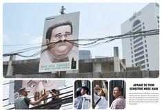 45 Creative Billboard Designs - Speckyboy Design Magazine  Great, great, great billboards!