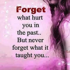 Forget..