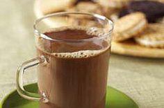Riquísimo café dulce de chocolate Receta