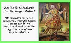 Guerrero Espiritual : Los 7 Arcángeles y sus Funciones