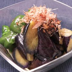 冷やして美味しい ナスとピーマンの揚げ浸し 作り方・レシピ | 料理(レシピ)動画のクラシル