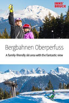 Bergbahnen Oberperfuss  Skiing in Innsbruck, Austria