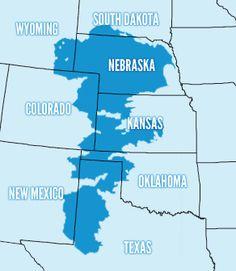 ogallala aquifer disaster