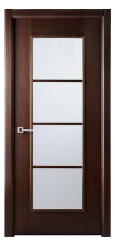 229 Hume 2040 X 820 X 40 Savoy Entrance Door With Frosted