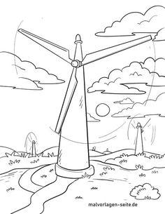 malvorlage photosynthese | malvorlagen, kostenlose