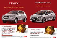 SOCIAIS CULTURAIS E ETC.  BOANERGES GONÇALVES: Promoção de Natal   Iguatemi Campinas e Galleria S...