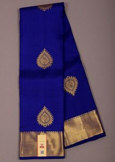 What price of this saree Blue Silk Saree, Kanjivaram Sarees Silk, Wedding Silk Saree, Indian Silk Sarees, Soft Silk Sarees, Indian Bridal Sarees, Banarsi Saree, South Indian Sarees, Kanchipuram Saree