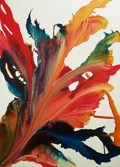 """""""Internal Bloom"""" By Artist Krispen Spencer. - Her Official Website :http://www.krispenart.com/clients/spencerk/nav/splash.shtml https://fbcdn-sphotos-g-a.akamaihd.net/hphotos-ak-frc1/486776_464109320325843_2124891422_n.jpg"""