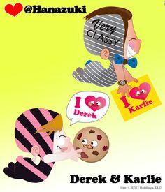 Hanazuki hearts #NYFW! #treasurekit