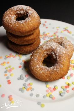 IMG_2324 Minion, Doughnut, Desserts, Food, Tailgate Desserts, Deserts, Essen, Minions, Postres