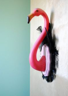 In Honor of the Pink Flamingo