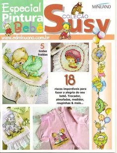Pintura Tecido - Coleção Susy - Especial Bebê - carlosdanielluise - Álbuns da web do Picasa