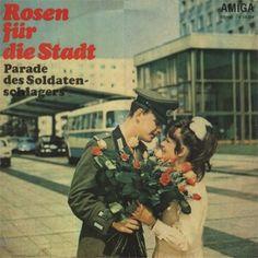 east german military | East German Army NVA GDR Music CD Rosen FÜR Die Stadt | eBay