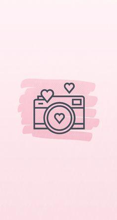 LW's media statistics and analytics Bitmoji Instagram, Images Instagram, Instagram Story, Pink Wallpaper, Wallpaper Backgrounds, Iphone Wallpaper, Insta Icon, Iphone Icon, Instagram Highlight Icons