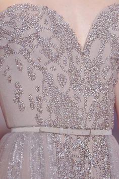 Elie Saab Haute Couture Autumn 2013 - Details