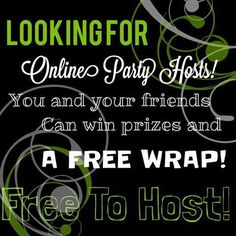 Host a party, earn a wrap! Looking For People, Looking For Someone, It Works Party, It Works Distributor, Independent Distributor, It Works Wraps, It Works Marketing, It Works Global, It Works Products