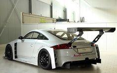 Audi TT RS GT Car (2010)