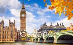 We are offers the best international tour packages, Europe Tour Packages, Europe honeymoon packages and Europe honeymoon packages for Traveling info contact us at +91-9971719090.or mail us info@theholidayadviser.com