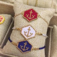 Miyuki bileklikler #miyuki#bileklik#takı#miyukibileklik#tasarım#moda#aksesuar#çapa#yaz#deniz#sun#summer#bilezik#beyaz#fashion#instagram