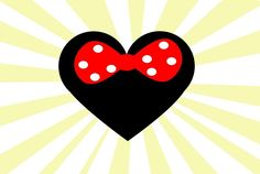 Disney Hearts II Minnie Mouse