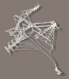 Paper CutOut Art Pieces By Bovey Lee Art Pieces Grid Design - Incredible intricately cut paper designs bovey lee