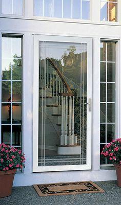 96 Best Entry Amp Storm Doors Images Doors Exterior Doors