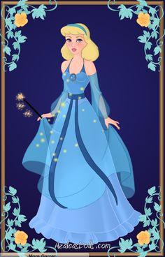 Blue Fairy by kawaiibrit.deviantart.com