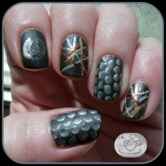 The Digit-al Dozen Does Metals: Day 1 - Mixed Metals Skittlette | Pointless Cafe