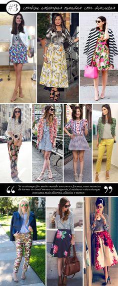 ... mix de estampas   crash stamp   patterns   padronagens e estampas    consultoria de imagem   personal stylist   fashion tips   dicas de moda    styling 346a9422d89