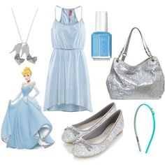 Dress Like Your Fave Cinderella Characters