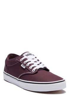 4d053b119741 Image of VANS Atwood Canvas Sneaker Canvas Sneakers