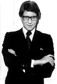 """""""Over the years I have learned that what is important in a dress is the woman who is wearing it."""" - YSL  Legendary fashion designer Yves Saint Laurent died at his Paris home on June 1st 2008 at the young age of 71 after a long battle with brain cancer. May the tumor rest in peace, but his soul and legend lives on forever.    """"Chanel gave women freedom, YSL game them power."""" - Pierre Bergé    """"Dressing is a way of life."""" - YSL    """"We must never confuse elegance with snobbery."""" - YSL"""