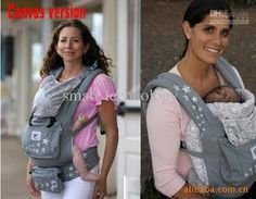 Wholesale – 10pcs Baby carrier baby Ergo Canvas Version hip seat baby slings baby wrap ERGO baby Carrier