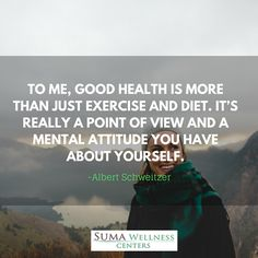 Good health is more than just exercise and diet. #wellness #healthyliving #quotes #wellbeing #healthy#inspiration