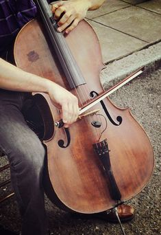 Photo canvas or print Cellist busker in Seattle by angiemccullagh, $18.00 #cello #musician #stringinstrument
