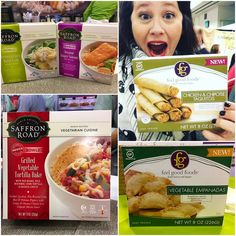 BEST NEW ENTREES including these killer taquitos and empanadas by Feel Good Foods. Best of Gluten Free at Winter Fancy Foods 2017