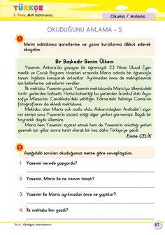 2. Sınıf Soru Bankası Türkçe Süper Kitap Homework, Preschool, Learning, Books, Libros, Book, Kindergarten, Book Illustrations, Study