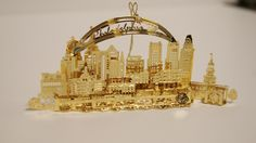 Showing off the City of Philadelphia in Gold!