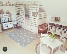 Ikea hack kinderbett  hausbett,Ikea Hack, Kinderbett, Hemnes | DIY Kinderbett/Hausbett ...