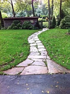 Parkesburg Stone Path - SEPA